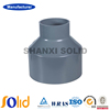 UPVC Pipe Welding Fitting Coupling Reducer
