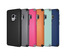 New Products Hybrid Silicone Shockproof Case Back Cover for Samsung Galaxy S3 S4 S5 S8 S9