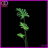 "wholesale decorative 21"" mini artificial philodendron leaf"
