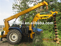 Mechanical Engineering Tractor Digging Machine