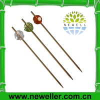 Factory price cocktail windmill decorative toothpick with low price