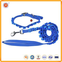 Unique Pet Products Wholesale Nylon Lace Pet Leashes Dog Collar and Leashes