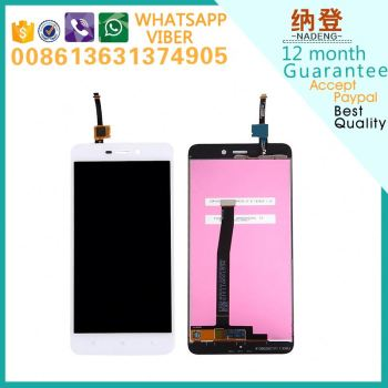 2017 hot sale lcd screen for XiaoMi Redmi 4 lcd digitizer replacement in alibaba