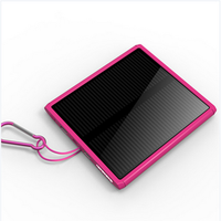 New product Promotional 15000mah charger solar cellphone for smartphone