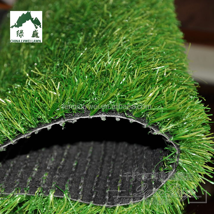 China Professional cheap synthetic plastic turf sports artificial grass used for soccer