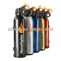 Aluminium Auto Fire Extinguisher 500ML 675ML
