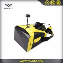 TOVSTO 5.8G 1080P FPV Video 7 Inch HD Wearing Headplay Glasses For Race Drones