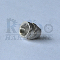 aluminum flat head factory of hydraulic quick release coupling