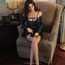 High quality silicone sex doll 165cm sex toy real girl real sex doll heating groan