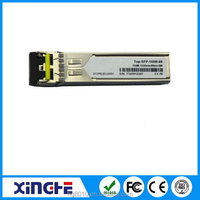 EX-SFP-FE20KT13R15 Juniper SFP 100BASE-BX LC connector TX 1310nm / RX 1550nm 20km reach on single-strand single-mode fiber