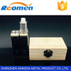 Rcomen Authentic best box mod Precise Temperature Control Boxster 65w mechanical mod hot Coming!!!