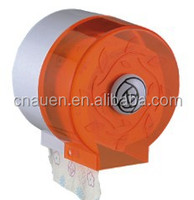 new product Plastic Automatic paper dispenser,tissue dispenser /lockable mounted toilet tissue dispenser