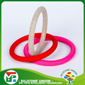 New design flash powder silicone rubber mosquito repellent bracelet