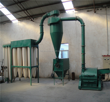 Superfine Wood Powder Making Machine for Grinding Nutshell and Sawdust