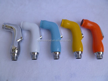 A variety of color toilet portable hand held muslim shower shattaf