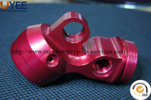 CNC aluminium machining ,rapid metal prototype parts low volume production