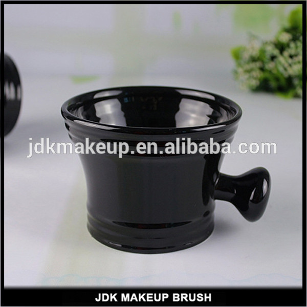 JDK new arrival shaving bowl Porcelain High End Shaving Soap Bowl