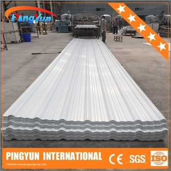 Building material plastic roof tile/ASA PVC used roofing sheet/PVC roofing sheet