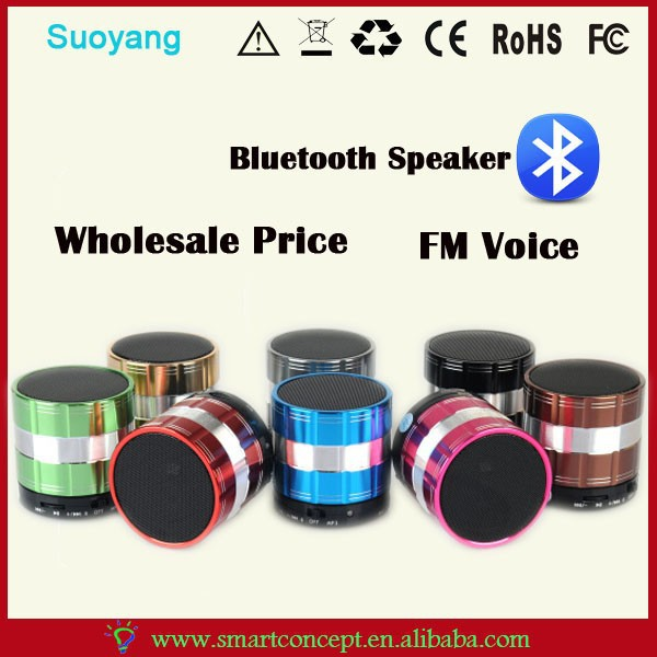 China Products Prices Manual Super Bass Portable Speaker, Mini USB Car Speakers