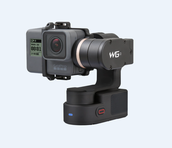 Factory Direct FeiyuTech Wearable Action Gimbal WG2 for SJ CAM GoPr o 5/4/3 for Black Friday