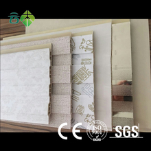 180mm width suitable ceilling decorative wpc wall covering material