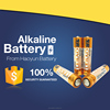 China Suppliers The Alkaline Dry Lr03 Size AAA Am4 1.5V Battery For Touch Screen Control