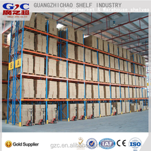 Metal Adjustable Pallet Heavy Duty Warehouse Rack