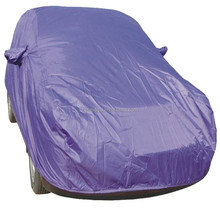 Universal Car Cover UV Protection And Waterproof Polyester taffeta fabric with PET cotton