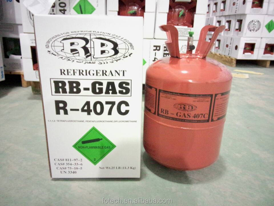 High quality refrigerant gas wholesle for refrigeration all types