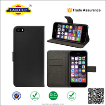 wallet leather flip case for iphone 5 5s se