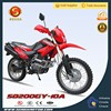 200CC Dirt Bike Off Road Bike Motocross Motorcycle in China Hyperbiz SD200GY-10A