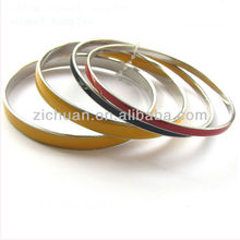 high quality custom enamel bangles
