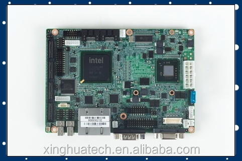 "Advantech industrial motherboard PCM-9362NCF-S6A1E with Intel Atom N450/D510 3.5"" SBC, LVDS, VGA, 2 GbE, Mini PCIe, CF, MIO-1"
