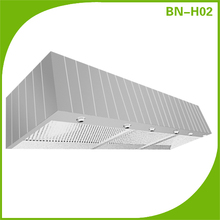 Commercial Restaurant kitchen stainless steel exhaust hood BN-HO2