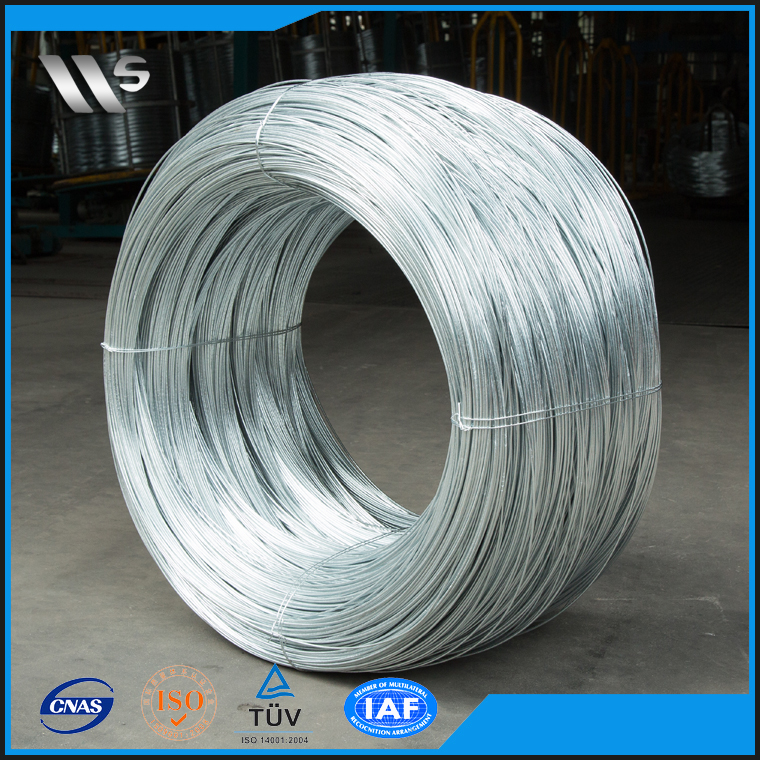 Prime Quality 700Mpa 0.7mm Phosphated Electric Galvanized Core Wire