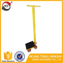 Factory Warehouse Transportation/Small Tank Cargo Pallet Trolley /material handling tools