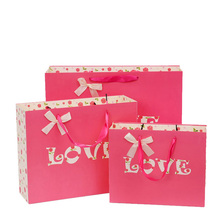 OEM/ODM Service Custom Cmyk Color Printing Recycle Super Quality Paper gift Bag