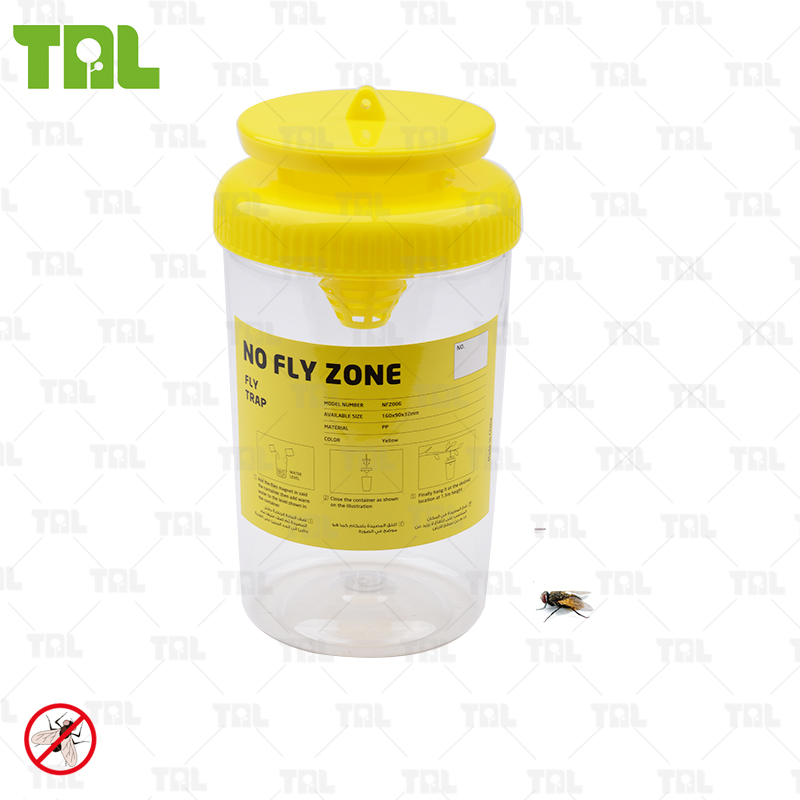 New Fly Control Products Plastic Bottle Fly Trap TLFBS0301