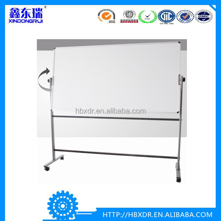 classroom/office notice white board aluminum frame /white board and blackboard frame