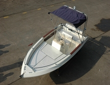 Waterwish QD 16 OPEN Center Console Fiberglass Boat