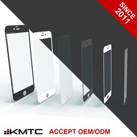 "KMTC 3D Technology 9H Hardness Anti-glare Screen Protector For Mobile Phone for iphone 6 4.7"" BL"