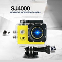 Factory wholesale waterproof sport camera sj4000 nopro camera