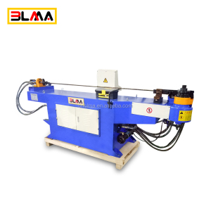 Metal tube 1 2 3 4 Inch carbon stainless steel electric gi Conduit Exhaust hydraulic mandrel pipe bender machine for sale