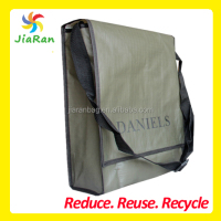 recycled reusable shopping bags