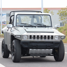 Good Looking Hummer Electric Vehicle With Optional Colors