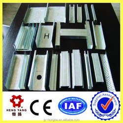 Q195 galvanized steel light gauge steel frame