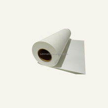 Chinese factory supply competitive price cotton roll tacky heat transfer dye sublimation paper