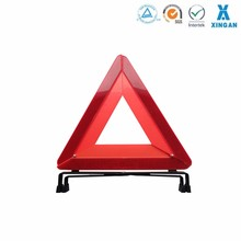 Car accessories warning triangle