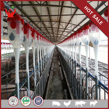 Durable and easy to use Chain conveyor pig farm feeding system