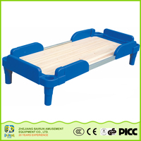 Hot China Products Wholesale Plastic Blue Fantastic Furniture Kids Beds
